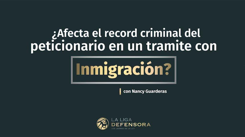 - La Liga Defensora - Abogados Criminalista y Inmigración