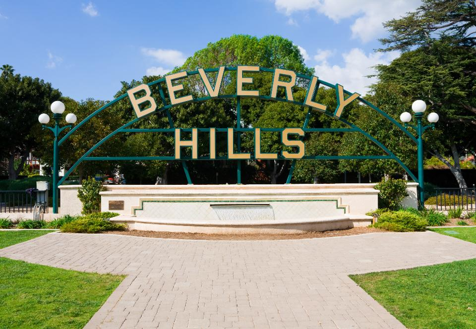 Attorneys Near Beverly Hills