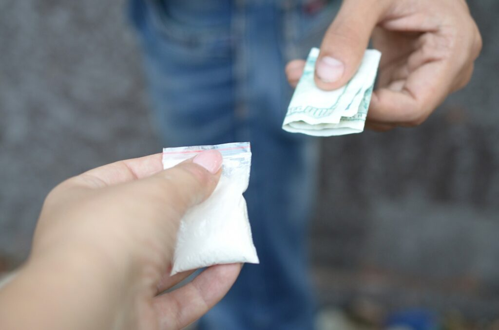 Casos de Drogas